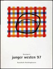 """""""Junge Westen 97"""",Druckgrafik und Handzeichnung / 1997/Hrsg.:Ferdinand Ullrich, Kunsthalle Recklinghausen /ISBN 3-929040-35-2."""