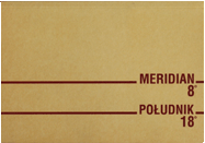 """Meridian 8°- Poludnik 18°""/ 2003 / Hrsg.:Bytomskie Centrum Kultury PL, Vestischer Künstlerbundes Recklinghausen/ Texte: Katarzyna Bochenek, Norbert Bücker, Sebastian Cichocki, Sepp Hiekisch- Picard, Ferdinad Ullrich, Kerstin Weber, Joanna Zielinska/ ISBN 83-918003-9-3"