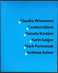 """""""Stadtansichten-6 Positionen junge Kunst""""/2001/Hrsg.:Kulturbüro Hattingen,GWK Münster/Text: Susanne Schulter,GWK Münster/ ISBN 3-87023-149-1"""